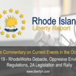 RILR EP19 – Rhodeworks Debacle, Oppressive Environmental regulations, 2A legislation and Rally.